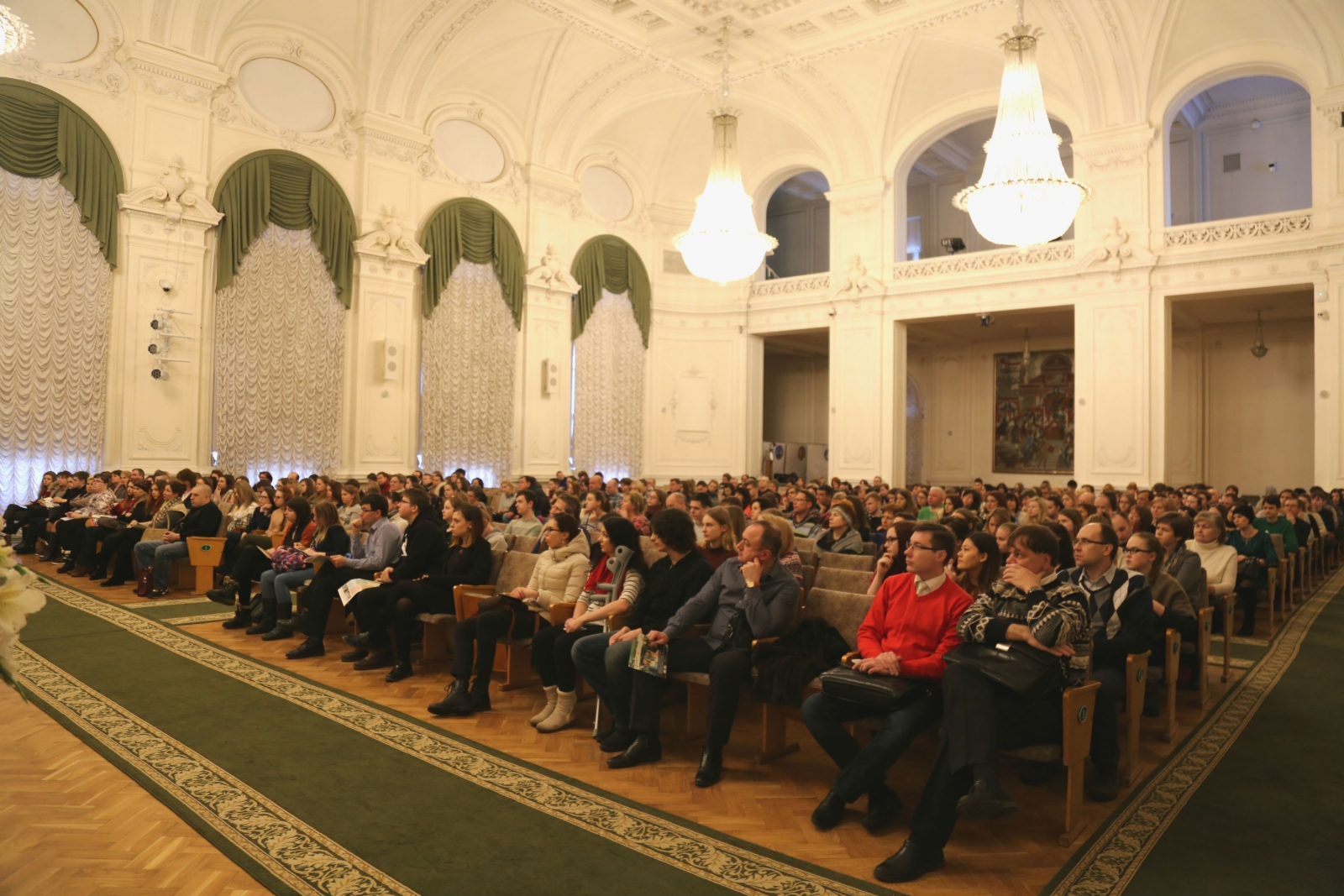 День открытых дверей Гуманитарного института