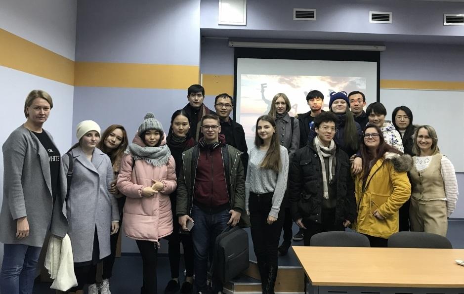 Встреча разговорного клуба «Китайский язык и культура Китая»