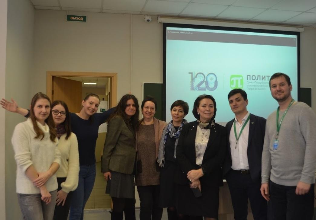 Гуманитарный институт встретил своих выпускников