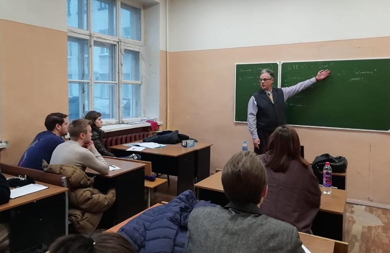 Кафедра Общественных наук запускает цикл лекций по истории и философии науки и техники
