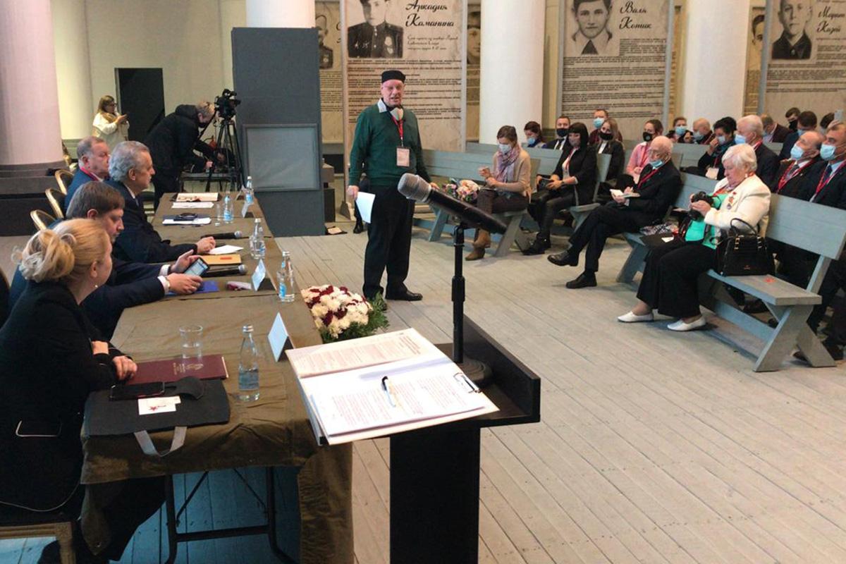 Историки КОН представляют Политех на крупном научном форуме