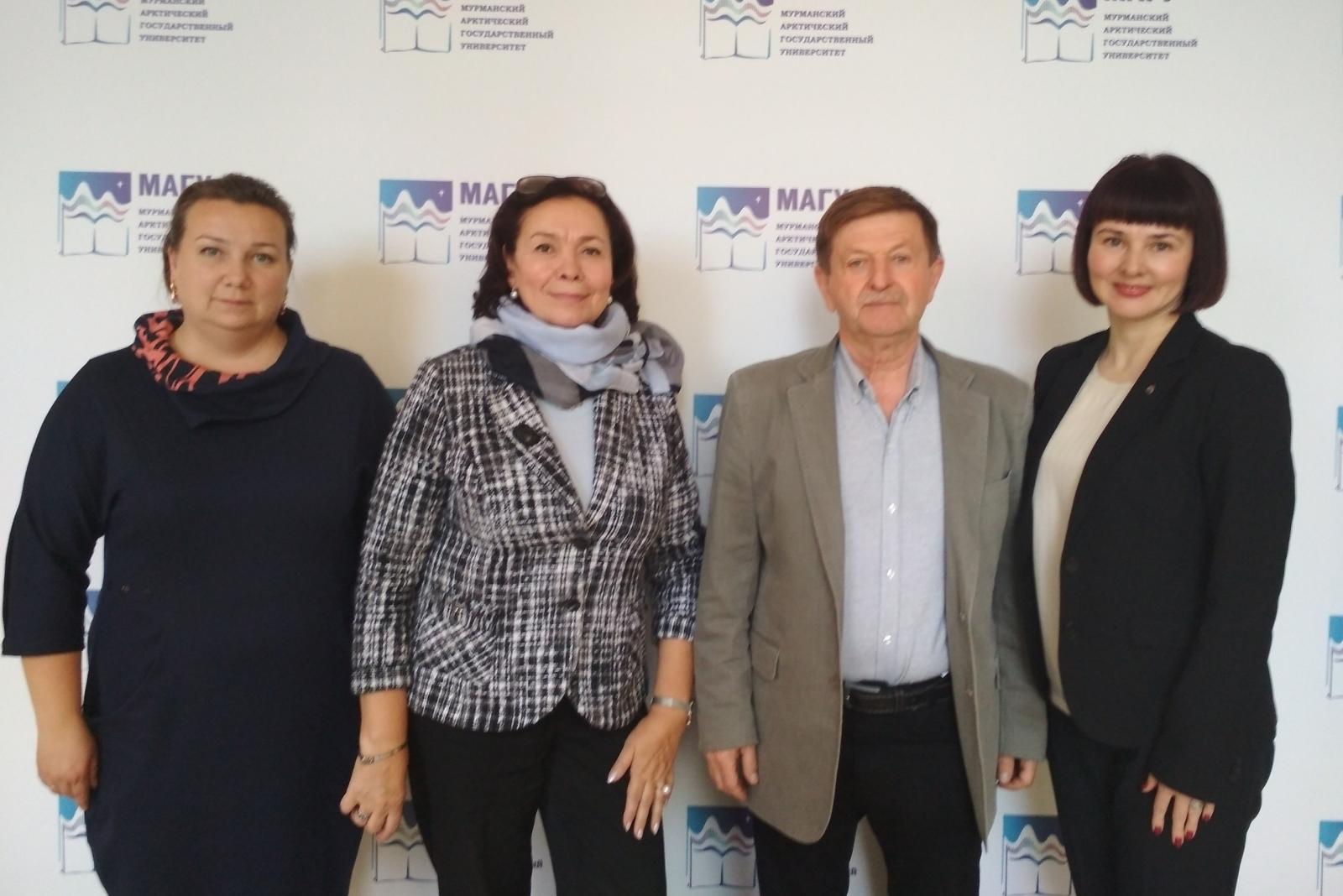 ГИ развивает сотрудничество с ключевыми университетами Мурманска