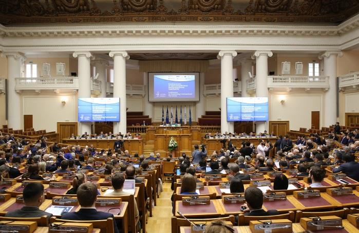 Представители ВШЮиСТЭ приняли участие в Конференции по противодействию международному терроризму