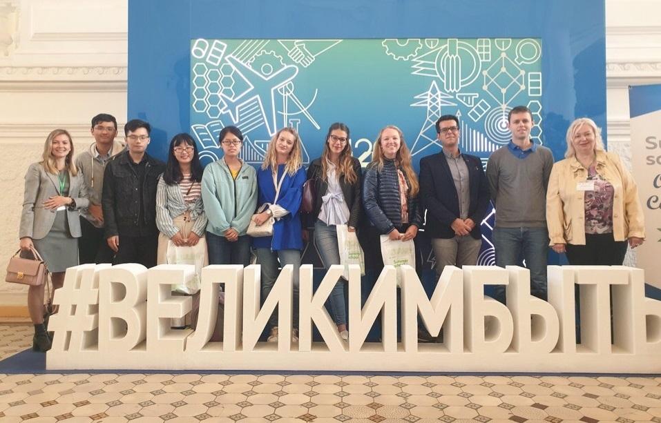 Программа кафедры РСО в рамках Международной политехнической летней школы-2019 запущена!