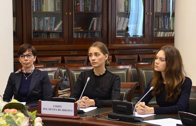 Юристы Политеха заняли 1 место в международной викторине по вопросам избирательного права и избирательного процесса