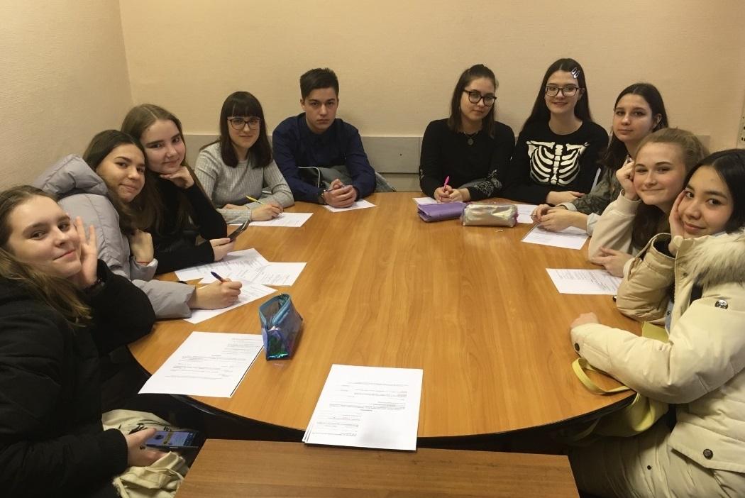 Академия лингвистики для старшеклассников. Старт нового курса!