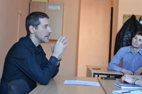 Представители Нового болгарского университета посетили ГИ