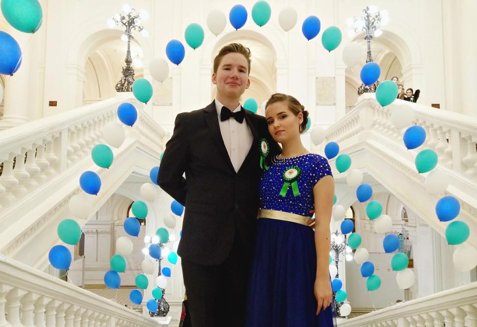 Гуманитарии Политеха приняли участие в ежегодном ректорском балу