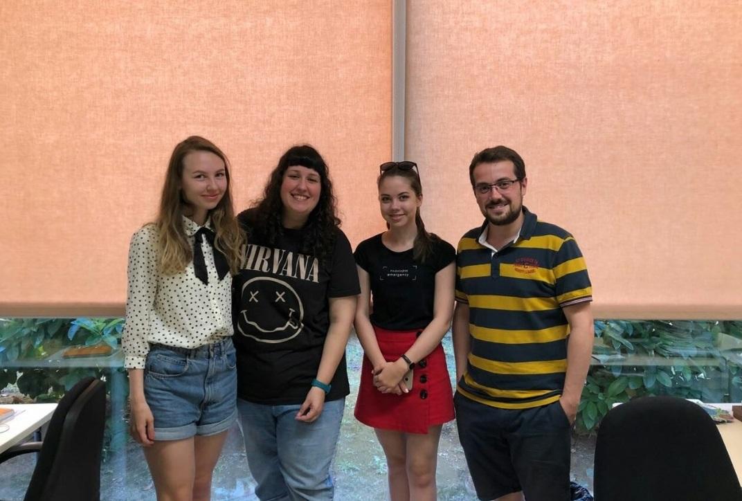 Студенты ГИ прошли летнюю стажировку в Автономном университете Барселоны