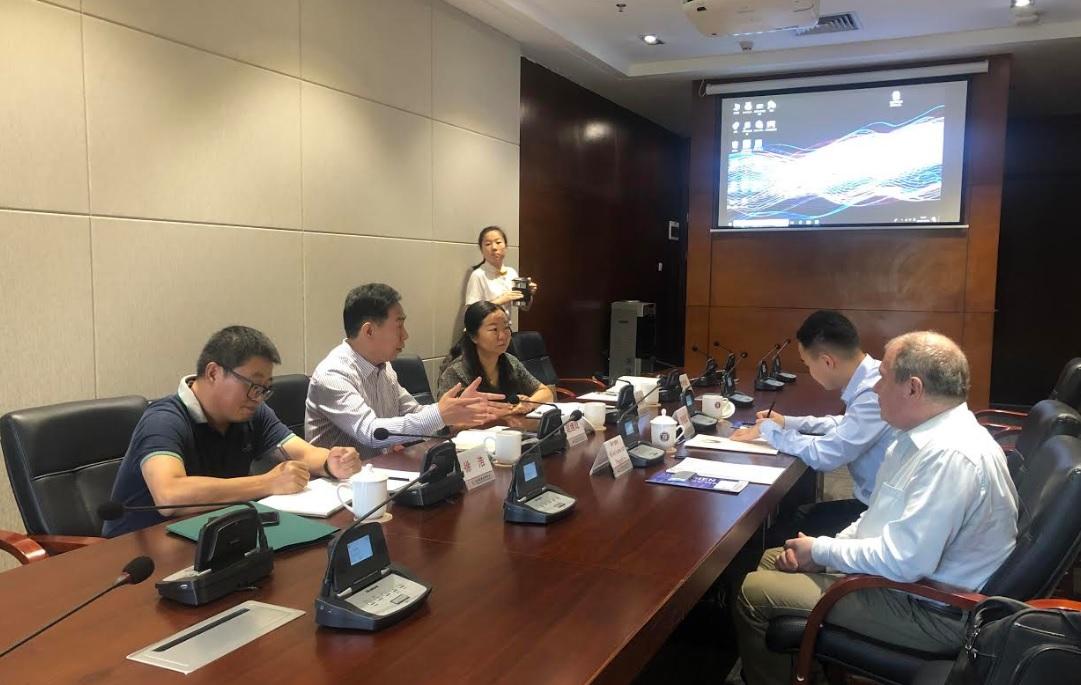 Продолжение продуктивного сотрудничества с Киатем
