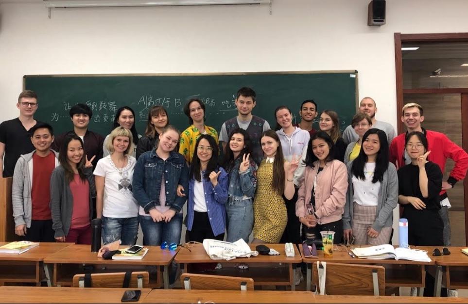 Студенты ГИ продолжают делиться своими впечатлениями о поездке в Китай