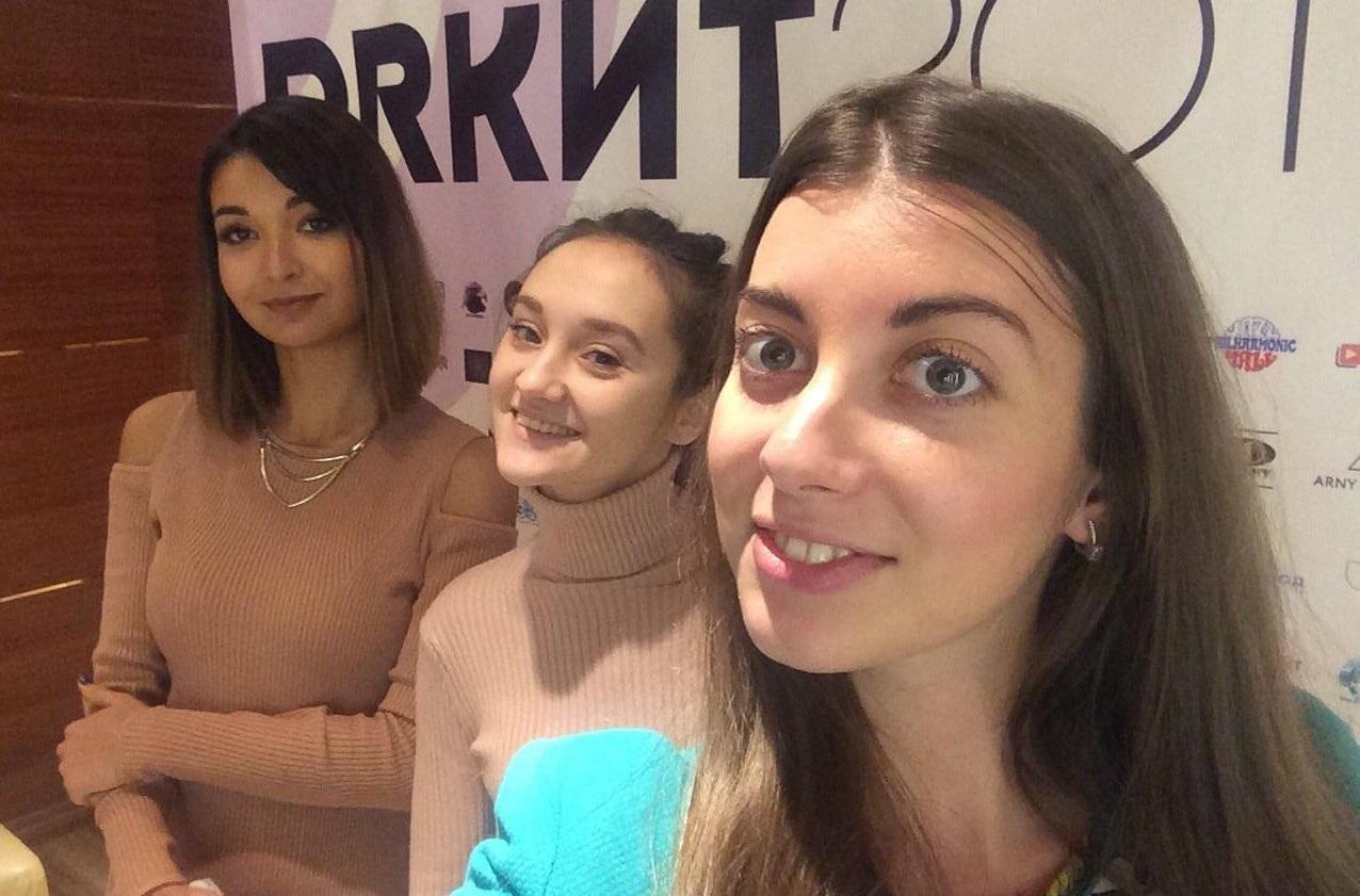 Магистры кафедры РСО ГИ посетили конференцию PRКИТ 2017