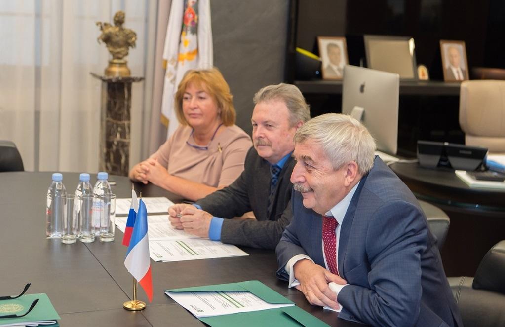 ГИ продолжает развивать партнерские отношения с Университетом Тулузы Жан-Жорес (Франция)