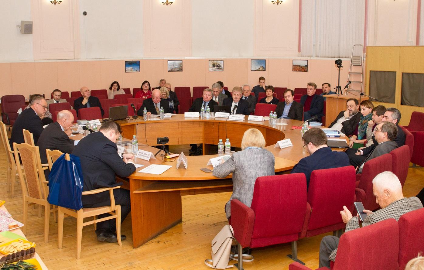 Сотрудники ВШОН ГИ приняли участие в конференции «Современная Арктика»