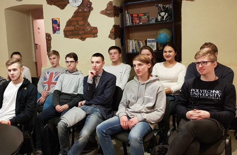 Сотрудники ВШОН ГИ приняли участие в образовательном проекте