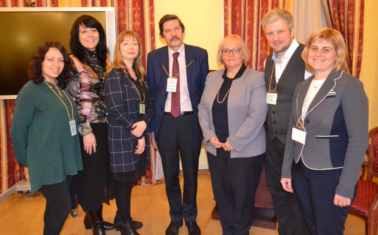 Представители ГИ приняли участие в  Общероссийском методическом совещании«Структура и содержание подготовки переводчиков»