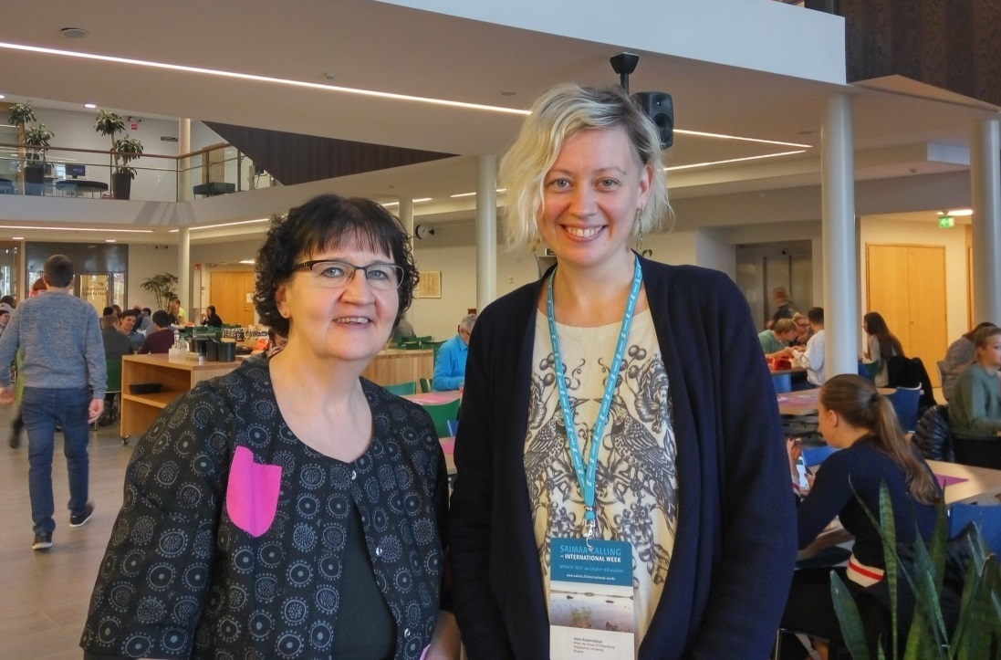 Гуманитарии приняли участие в работе Международной недели в Финляндии
