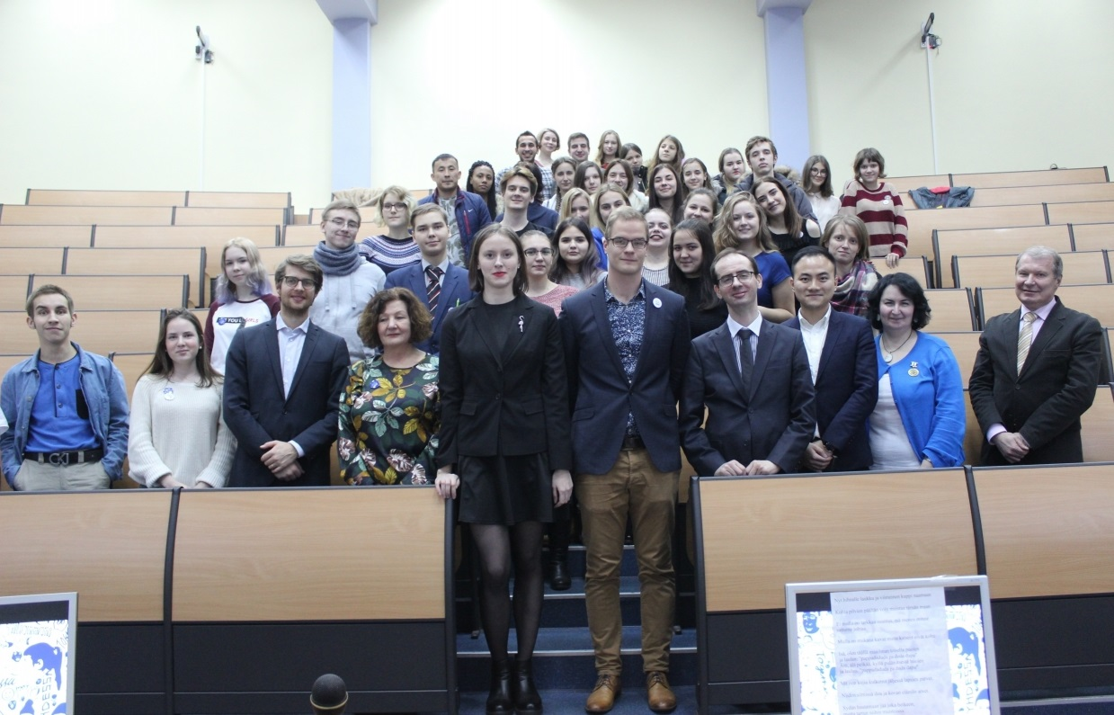 Студенты ГИ приняли участие в праздновании 100-летия независимости Финляндии
