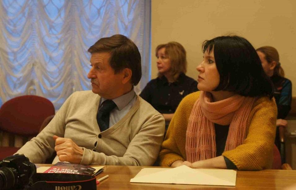 Преподаватели ВШОН приняли участие в реконструкции судебного процесса