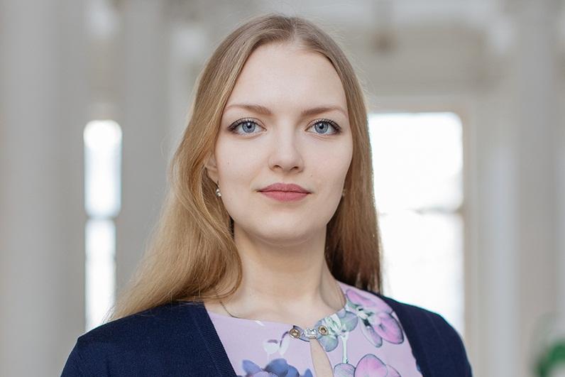 Студентка ГИ Ольга Кунина стала бронзовой медалисткой Олимпиады «Я – профессионал»