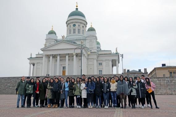 Образовательные путешествия в страны Северной Европы