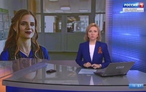 Петербургская студентка победила на Всероссийской олимпиаде по направлению
