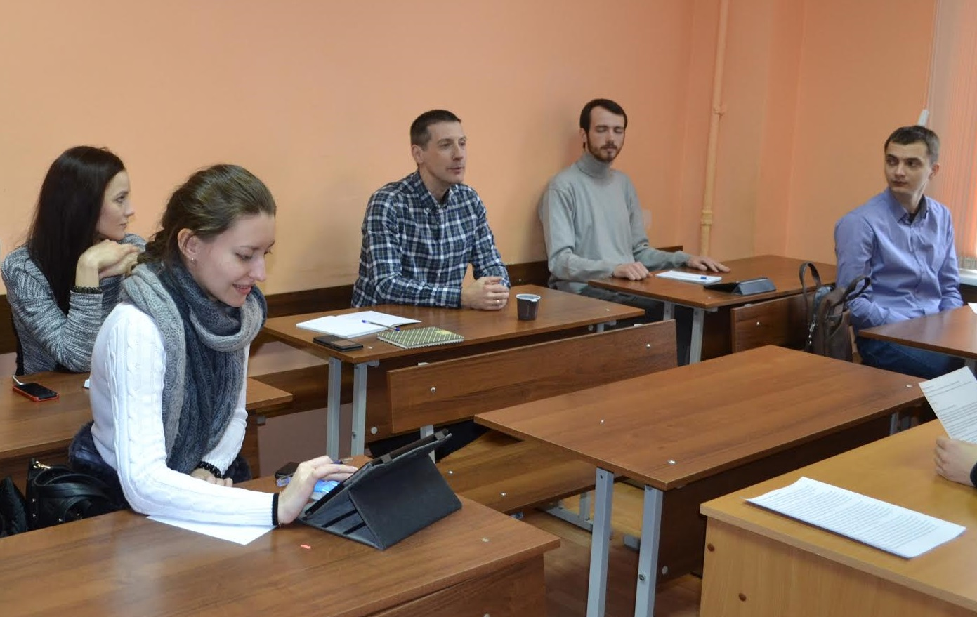 Международный мастер-класс для студентов-переводчиков