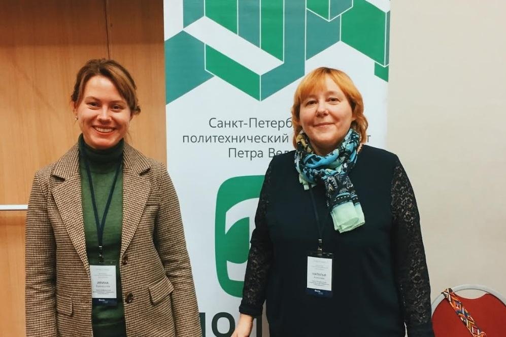 Гуманитарии Политеха приняли участие в международной выставке
