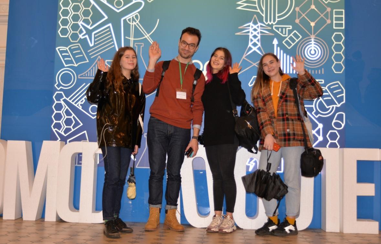 Гуманитарии Политеха приняли участие в праздновании 100-летия Физико-Механического факультета СПбПУ