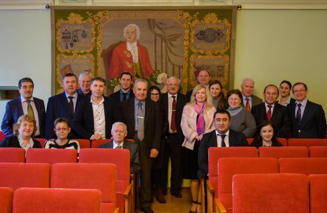 В ГИ состоялась XXI Всероссийская научно–практическая конференция научных работников с международным участием «Проблемы права в современной России»